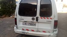 White Volkswagen Caddy 2001 for sale