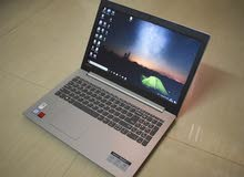 LENOVO IDEPAD 330 CORE I7 8550U جيل ثامن رمات : 8 جيجا DDR4 // هارد : 2000 جيجا
