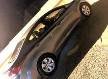 Grey Hyundai Elantra 2013 for sale