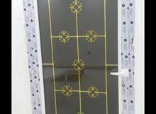 we are making all type aluminum doors, window, and kitchen cabinet.