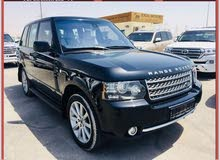 Automatic Land Rover 2012 for sale - Used - Benghazi city