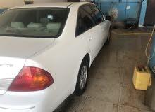 Automatic Toyota 2001 for sale - Used - Ja'alan Bani Bu Ali city