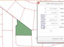 ارض للبيع في عبدون بمساحه 1000 م حوض عبدون الوسطاني