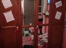 غرفة نوم كاملة الخزانة 4 ابواب