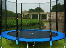 Trampoline complete set 300 cm with Safety Net