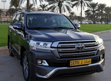 50,000 - 59,999 km Toyota Land Cruiser 2016 for sale