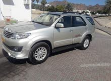 2014 Used Fortuner with Automatic transmission is available for sale
