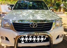 Used Toyota Hilux in Ma'an