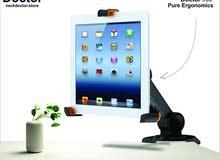 Adjustable table top Tablet mount stand- NeckDoctor DESK
