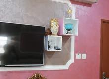4 رفوف حائط متعددة الاستخدامات عملية جدا وفراغات واسعة