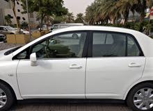 2009 Used Tiida with Automatic transmission is available for sale