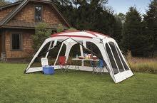 خيمة عائلية جديدة تسع سبعة اشخاص