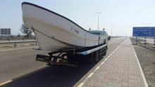 نقل القوارب والمعدات وغيرها موقعي صحار
