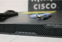 جهاز حماية سيسكو Cisco  ASA5520-BUN-K9 + SSM-20 750