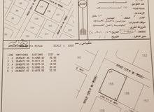 ارض للبيع في ولايه الخابوره منطقه البريك خلف المدرسه