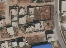 قطعة ارض 600 متر في شارع البيبسي بوعطني حي راقي