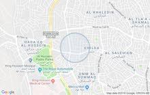 عمان _ خلدا _ قرب TOP&TOP ومخابز برادايس