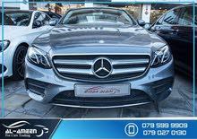 Mercedes E200-fully loaded 2017