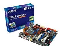 مطلوب Motherboard Asus P5Q-E