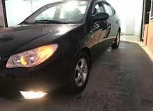 Black Hyundai Avante 2009 for sale