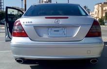 2008 Mercedes Benz E350