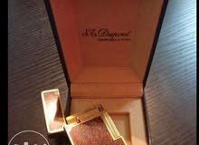 ولاعة ديبون أصلي فرنساوي للبيع S.T. Dupont ORFEVERS A Paris