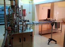 ماكينة تعبئة كاسات ماء , عصير أو جلو . صناعة تركية , فل اوتوماتيك