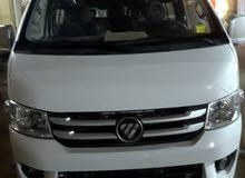 Gasoline Fuel/Power   Foton View Transvan 2017
