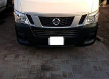 NISSAN VAN 2013 GCC 2.7 / MANUAL GEAR 5 SEATS + VAN NO ACCIDENT 4 CYLENDRE PETROL IN VERY GOOD CONDI