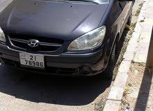 2010 Hyundai Getz for sale in Amman