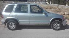 Used condition Kia Sportage 2001 with 1 - 9,999 km mileage