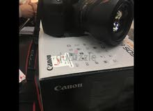 canon 6d for sell with battery grip and lenses 24-105