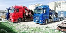ونشات ابو هاشم لجميع أنواع السيارات والمعدات الثقيله والكرفانات 0798291410 حماده