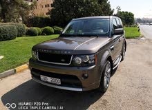 Land Rover Range Rover Sport 2013 For sale - Brown color