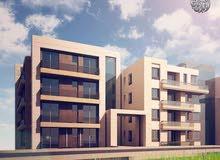 شقة للبيع في منطقة مرج الحمام _ بلقرب من مدرسة الخمائل _ مساحة 167 متر