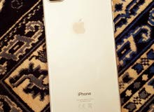 ايفون 8 بلس لون ابيض 64 جيجا مستعمل