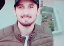 شاب سوري باحث عن عمل