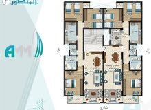 apartment for sale located in Mansoura