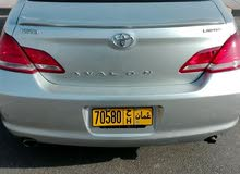 For sale 2005 Silver Avalon
