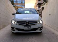 For sale Mercedes Benz B Class car in Amman