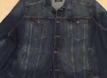 جاكة جينز