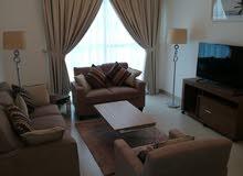 دبي الخيل هايتس غرفة وصالة مفروشه سوبر لوكس - ايجار شهري شامل