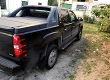 Gasoline Fuel/Power   Chevrolet Avalanche 2006