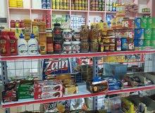 محل اسواق للبيع في الحيانية شارع العام