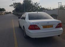 Lexus LS 2002 For sale - White color
