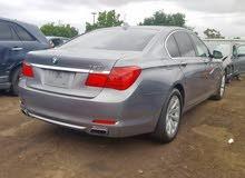 BMW 750I 2011 استيراد امريكي