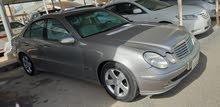 للبيع مرسيدس موديل 2004  -   240 E