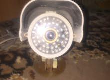 كاميرة مراقبة خارجية  للبيع السعر 60