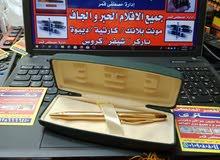 نشترى قلم باركر 51 /61/75/  واي موديل لأي قلم باركر سن دهب وجاف