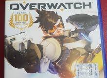لعبة Overwatch بحاله ممتازه للبيع